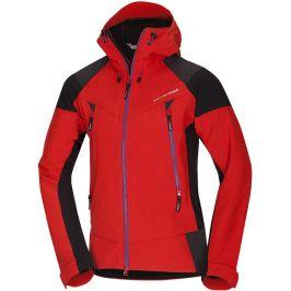 Pánská bunda Northfinder Allen Velikost: XL / Barva: červená