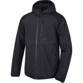 Pánská bunda Husky Nott M Velikost: XXL / Barva: černá