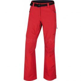 Dámské kalhoty Husky Kresi L Velikost: M / Barva: červená