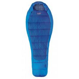 Spacák Pinguin Comfort 185 cm Barva: modrá / Zip: Pravý / Velikost spacáku: 185cm