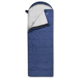 Spacák Trimm Viper 195 cm Barva: blue / Zip: Pravý / Velikost: 195 cm