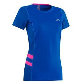 Dámské triko Kari Traa Mathea Tee Velikost: S / Barva: modrá