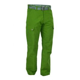 Pánské kalhoty Warmpeace Galt Velikost: XXL / Barva: zelená