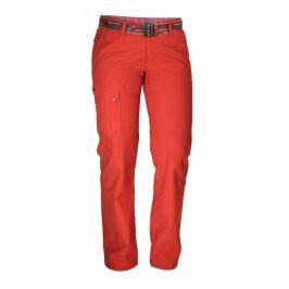 Dámské kalhoty Warmpeace Elkie Lady Velikost: L / Barva: červená