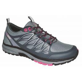 Dámské boty Loap Tanna W Velikost bot (EU): 36 / Barva: šedá/růžová
