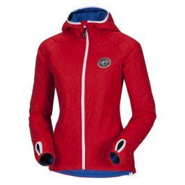 Dámská bunda Northfinder Azalea Velikost: S / Barva: červená