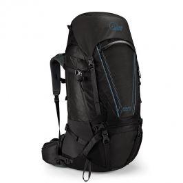 Dámský batoh Lowe Alpine Diran ND 60:70 Barva: černá