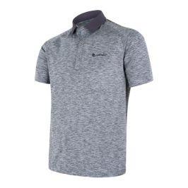 Pánské funkční triko polo Sensor Motion Velikost: M / Barva: šedá