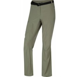 Dámské kalhoty Husky Keasy L Velikost: S / Barva: zelená