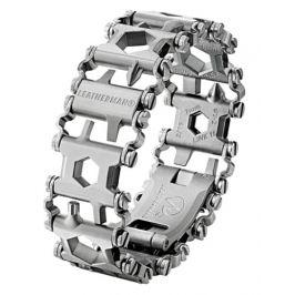Multifunkční náramek Leatherman Tread Metric stříbrný