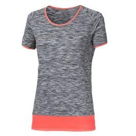 Dámské triko Progress Lakota 43OD Velikost: S / Barva: černá/růžová