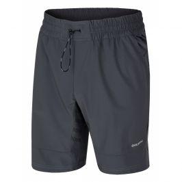 Pánské šortky Husky Speedy M Velikost: L / Barva: šedá