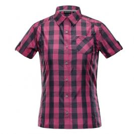 Dámská košile Alpine Pro Lurina Velikost: M / Barva: růžová