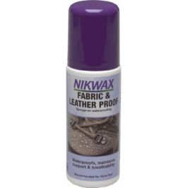 Impregnace Nikwax Fabrick & Leather Spray-On 125 ml