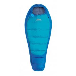 Spacák Pinguin Comfort Junior Barva: modrá / Zip: Levý