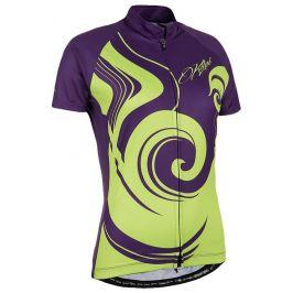 Dámský cyklistický dres Kilpi Foxiera-W Velikost: XS (34) / Barva: VLT
