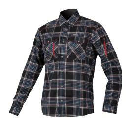 Košile Direct Alpine Dawson 1.0 Velikost: S / Barva: black/russet orange