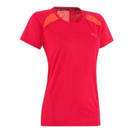 Dámské funkční tričko Kari Traa Tina Tee Velikost: XS / Barva: červená