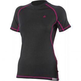 Dámské funkční triko Lasting Zita Velikost: S / Barva: černá