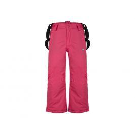 Dětské kalhoty Loap Flops Dětská velikost: 164 / Barva: růžová