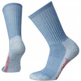 Dámské ponožky Smartwool W Hike Light Crew Velikost ponožek: 34-37 / Barva: světle modrá