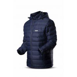 Pánská péřová bunda Trimm Topas Velikost: M / Barva: modrá