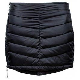 Zimní sukně Skhoop Down Mini Velikost: XS (34) / Barva: černá