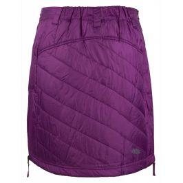 Zimní sukně Skhoop Sandy Short Velikost: S (36) / Barva: fialová