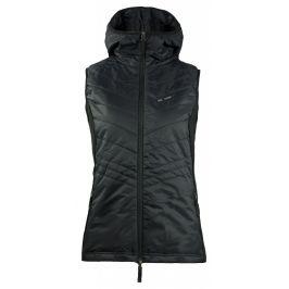 Dámské vesta s kapucí Skhoop Mona Velikost: S (36) / Barva: černá