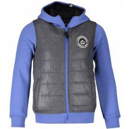 Dětská mikina Alpine Pro Baltho Dětská velikost: 116-122 / Barva: modrá