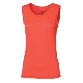 Dámské funkční tílko Progress NBRZ 45MA Velikost: S / Barva: oranžová