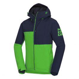 Pánská bunda Northfinder Triston Velikost: XXL / Barva: modrá/zelená