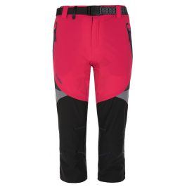 Dámské 3/4 kalhoty Kilpi Terrain W Velikost: S (36) / Barva: PNK
