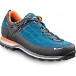 Pánské boty Meindl Literock GTX Velikost bot (EU): 44,5 (10) / Barva: modrá/šedá