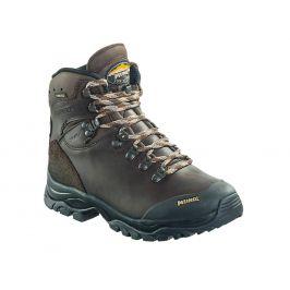 Dámské boty Meindl Kansas Lady GTX tmavě hnědé Velikost bot (EU): 39,5 (6) / Barva: tmavě hnědá