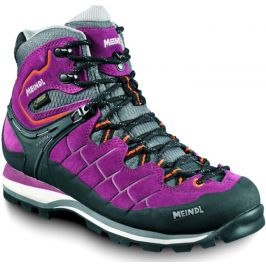 Dámské boty Meindl Litepeak GTX Lady Velikost bot (EU): 37 (4) / Barva: fialová/oranžová