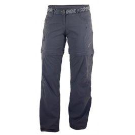 Dámské kalhoty Warmpeace Rivera Lady Zip Off Velikost: S / Barva: šedá