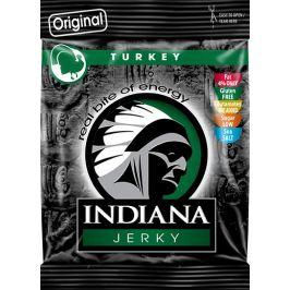 Sušené maso Indiana Jerky Krůtí Original 25g