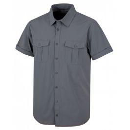Pánská košile Husky Gomy M (2018) Velikost: M / Barva: šedá