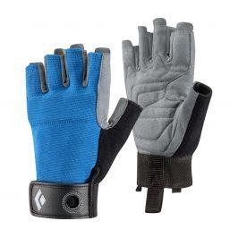 Sportovní rukavice Black Diamond Crag Half-finger Velikost: XS / Barva: modrá