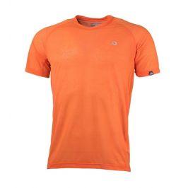 Pánské triko Northfinder Vicente Velikost: M / Barva: oranžová