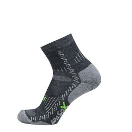 Ponožky Apasox Elbrus Medium Velikost ponožek: 35-38 / Barva: šedá