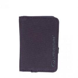 Peněženka na karty Lifeventure RFiD Card Wallet Barva: modrá