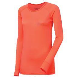 Dámské funkční triko Progress ST NDRZ 45PA Velikost: M / Barva: oranžová
