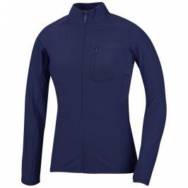 Dámská funkční mikina Husky Tarr zip L Velikost: XL / Barva: tmavě modrá