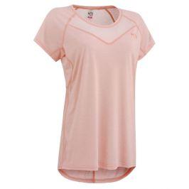 Dámské triko Kari Traa Maria Tee Velikost: XS / Barva: růžová
