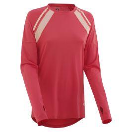 Dámské funkční triko Kari Traa Elisa LS Velikost: XS / Barva: červená