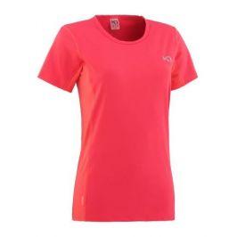 Dámské funkční triko Kari Traa Nora Tee Velikost: XS / Barva: červená