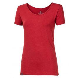 Dámské triko Progress OS SASA 24GY Velikost: S / Barva: červená