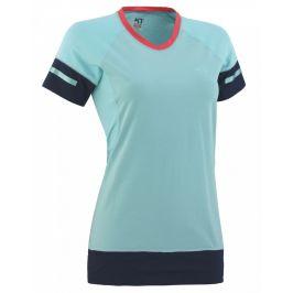 Dámské funkční triko Kari Traa Sigrun Tee Velikost: S / Barva: světle modrá